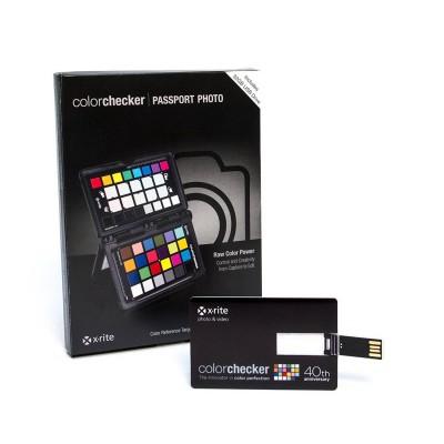 X-Rite Colorchecker Passport + 32GB USB Drive