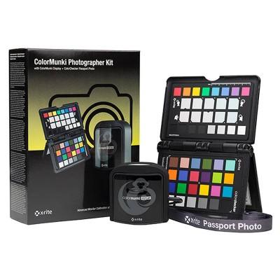 X-Rite ColorMunki Fotografen-Kit