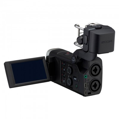 ZOOM Q8 Handy Audio/Videorecorder